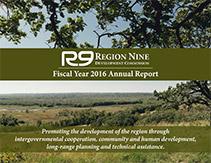 2016 Region Nine Annual Report