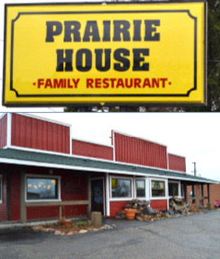 The Prairie House Family Restaurant