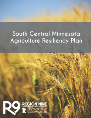 South Central Minnesota Agriculutre Resiliency Plan
