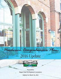 Henderson Comprehensive Plan