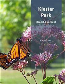 Kiester Park Report & Concept Sept 2016