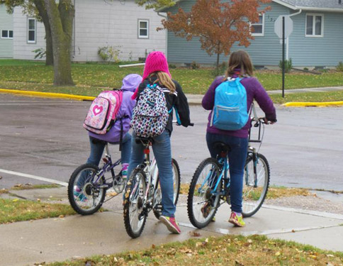 Safe Routes To School New Ulm